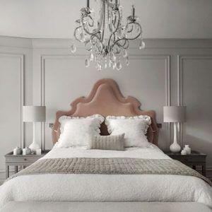 Decotruco Para una habitacin de lujo apuesta por boiseriescabezal tapizadohellip
