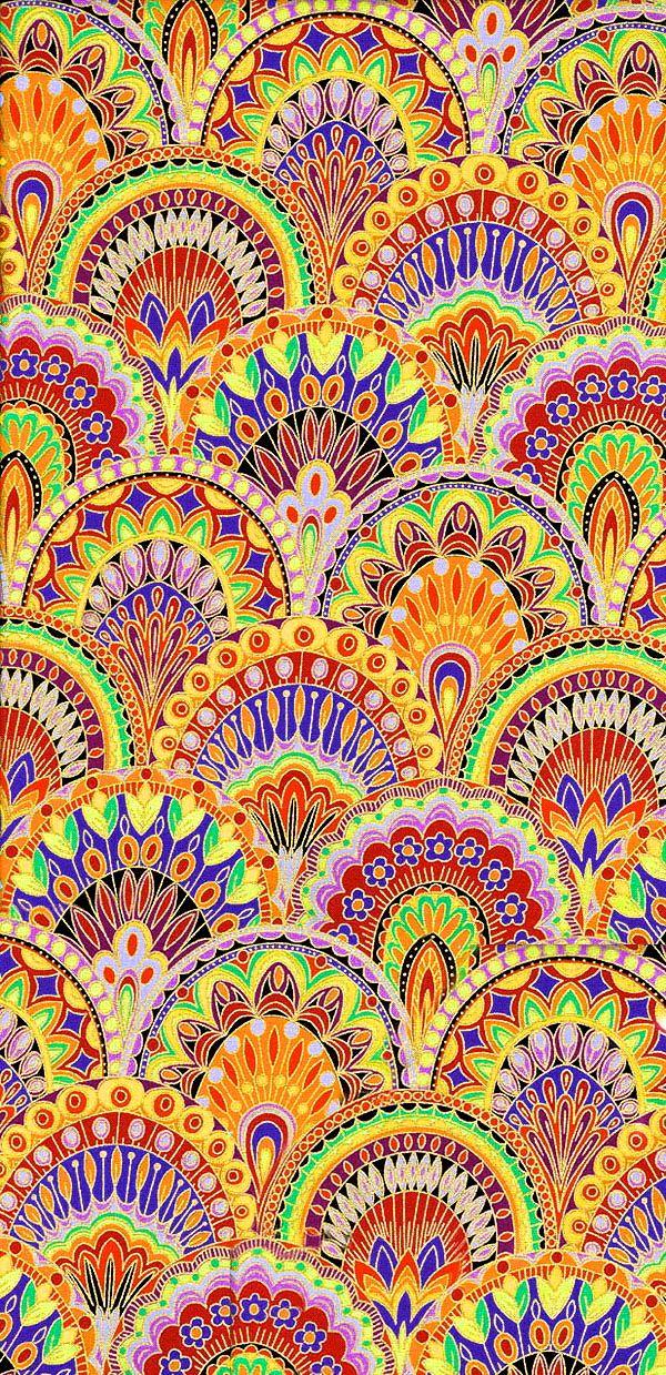☮ American Hippie Psychedelic  Art  design Wallpaper