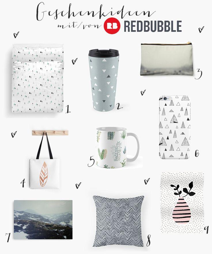 Geschenkideen   Designs von Redbubble   Blog   minimalistisches Design