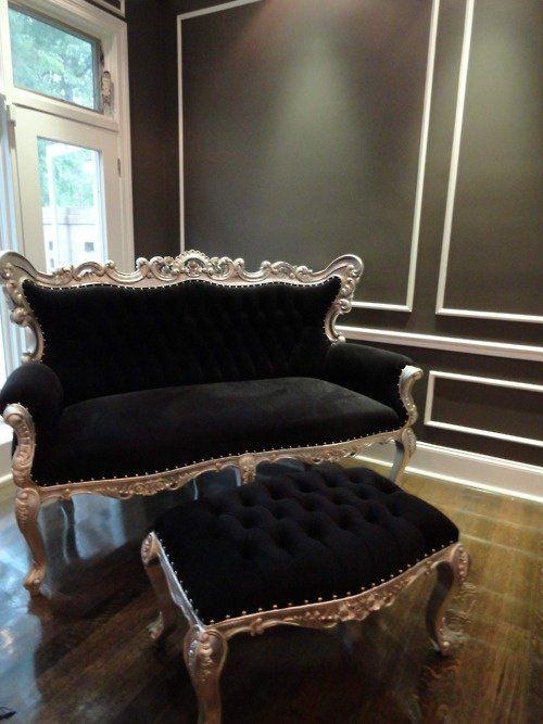 Les 25 meilleures id es de la cat gorie meubles gothiques for Meuble accent la sarre
