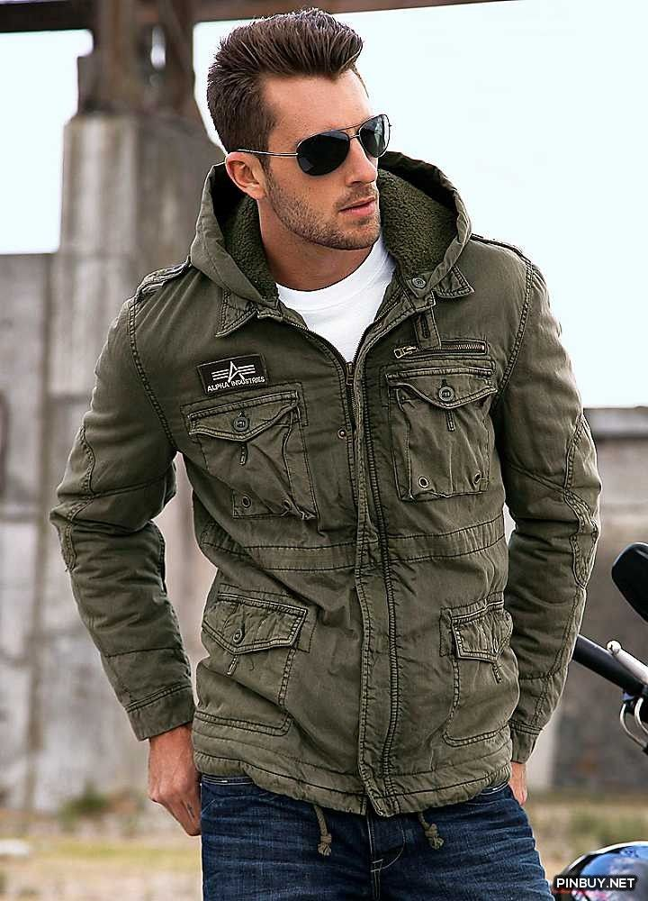 Alpha Industries army jacket | Classic & Casual | by @Giannella Oblitas