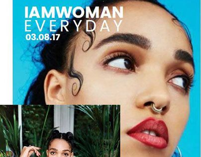 """Check out new work on my @Behance portfolio: """"NEW FEMINISM - I AM WOMAN EVERYDAY"""" http://be.net/gallery/50879209/NEW-FEMINISM-I-AM-WOMAN-EVERYDAY"""