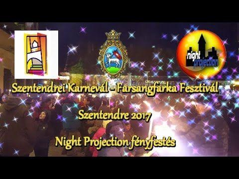 Szentendrei Karnevál Farsangfarka Fesztivál 2017 - Night Projection fényfestés  A Szentendrei Kulturális Központ hagyományteremtő szándékkal, első alkalommal rendezte meg Szentendrei Karnevál-t február utolsó hétvégéjén.  Sunny Dance Band koncert Wolf Katival.   További információ és egyedi fényfestések megrendelése: http://www.night-projection.hu  #Szentendre #Karnevál #FarsangfarkaFesztivál #FarsangFarka #NightProjection #fényfestés #raypainting #visuals