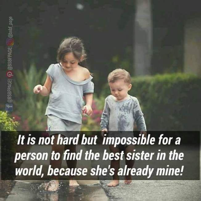 I Have The Best Sister In The World Quotes: Best 25+ Sibling Quotes Brother Ideas On Pinterest