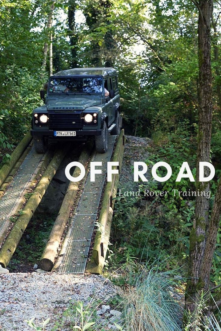 Unterwegs mit der Bergziege – Off Road Training