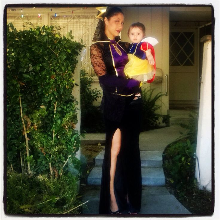 Mommy Costumes Snow White Wicked Queen