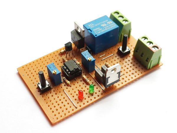 Diy Automatic Solar Charge Controller In 2020 Arduino Projects Simple Electronics Projects