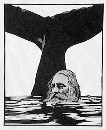 Image result for jonah in the sea