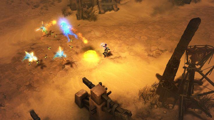 Juegos para todos: Diablo III