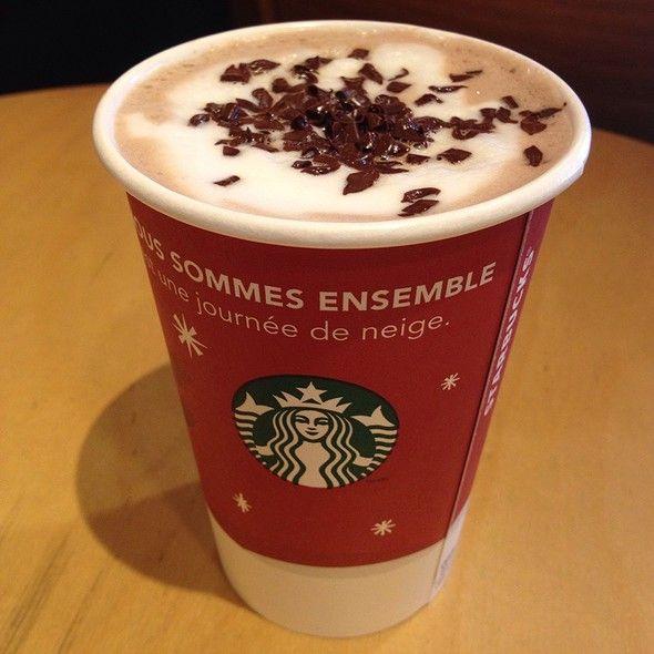 Starbucks Skinny Peppermint Mocha Nutrition