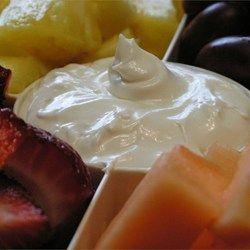 Fruit Dip II Allrecipes.com