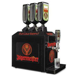 Ultimate Jagermeister Shot Machine