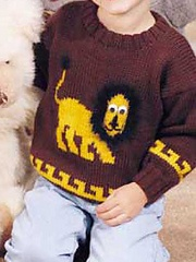 Lion. Lion is cute but the colours are crap. And crap design around the ribbing.