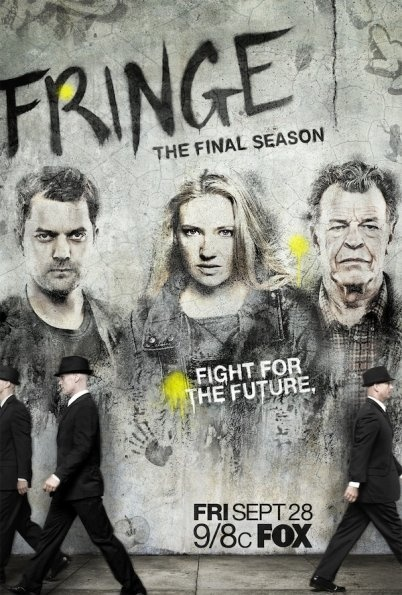 Photos - Fringe - Season 5 - Posters and Wallpapers - fringe_season5poster_full