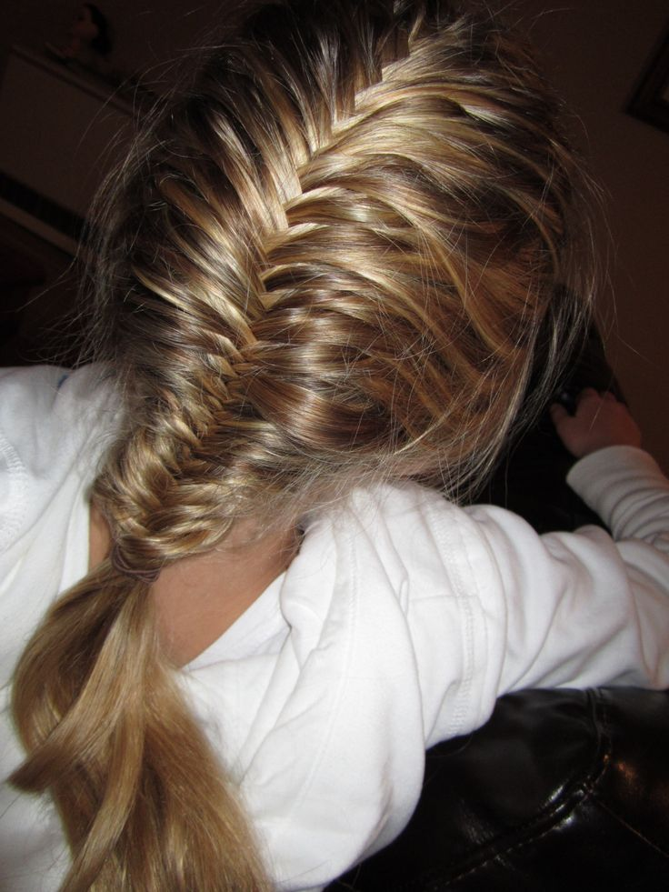 how to do a fishtail braid Fishtail braid the fishtail is a fun twist on the classic braid with a more intricate, bone-like structure check out our step by step guides for clear instructions on how to create cool hairstyles.