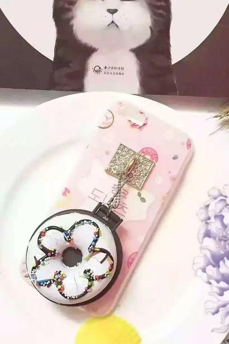 Pink Doughnut Style Slim iphone 6 & iphone 6 plus protective case