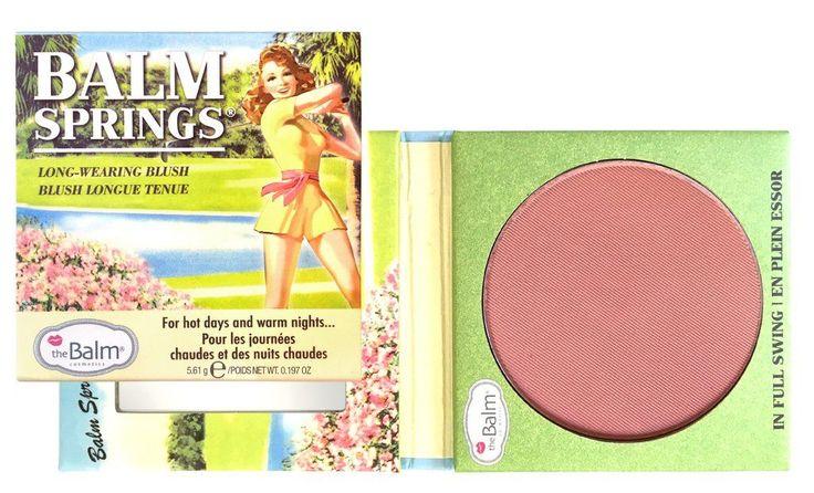 Balm Springs® -- Blush – theBalm