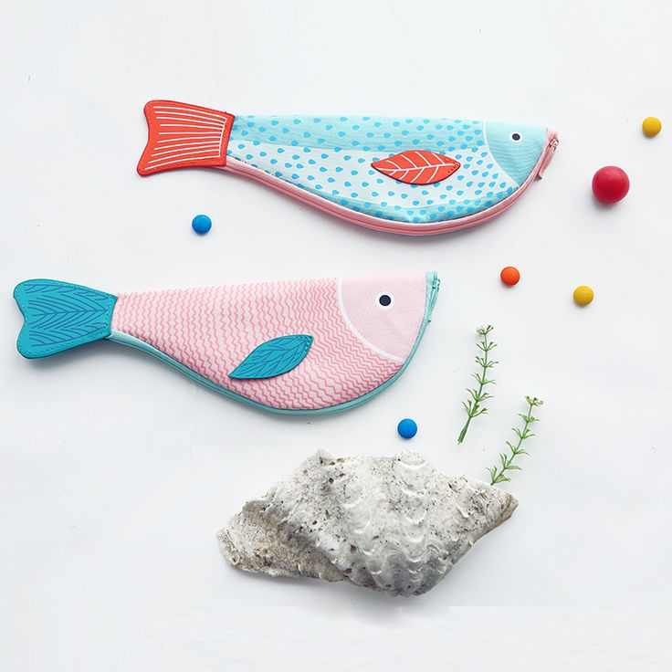 Best 25 fish pencil case ideas on pinterest fabric fish for Fish pencil case