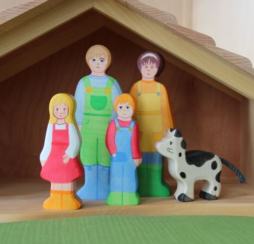 Holztiger Farm Family