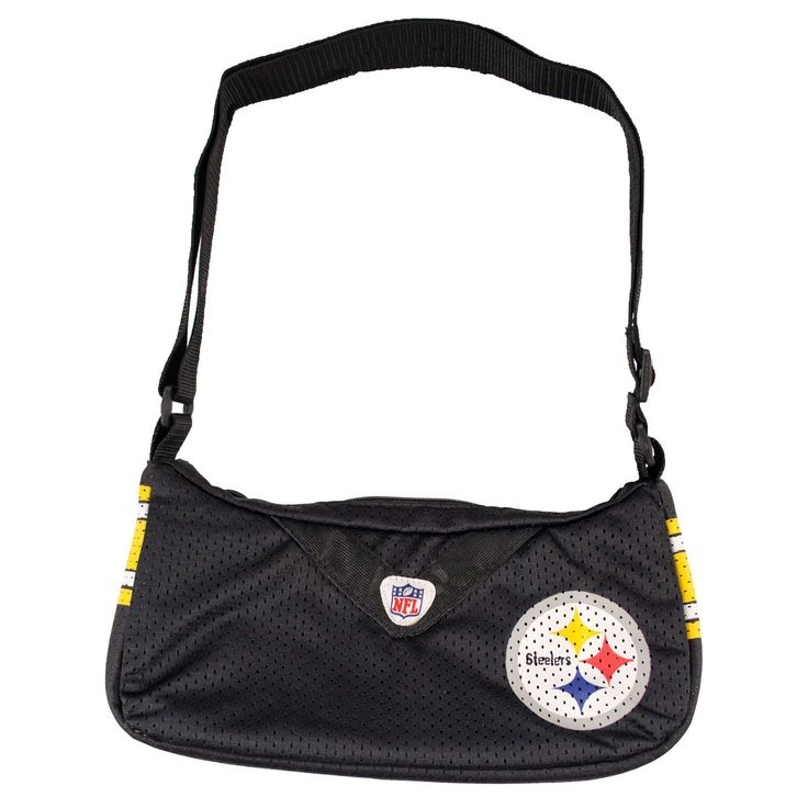 NFL Pittsburgh Steelers Team Jersey Purse, Women's