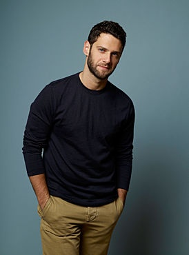 """Justin Bartha stars as David. Justin is best known for his roles in """"National Treasure"""" and """"The Hangover"""