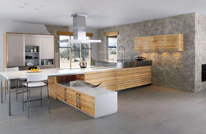 23 Modern French Kitchens | http://www.designrulz.com/design/2013/08/23-modern-french-kitchens/