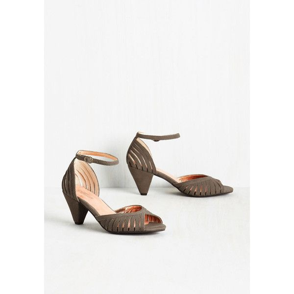 118b1f7b7a11eb Seychelles Inspired Heel ( 80) ❤ liked on Polyvore featuring shoes
