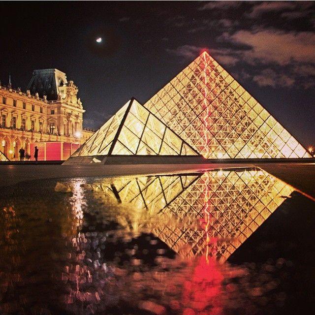 Il museo del Louvre è dove Matteo conoscerà la  vera Lise