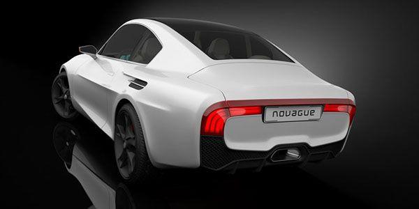 Novague Erko Based of Skoda Oktavia Chassis Traditional Skoda Design 110RS and 130RS inspired