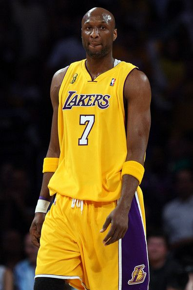 Lamar Odom in NBA Finals Game 4: Boston Celtics v Los Angeles Lakers