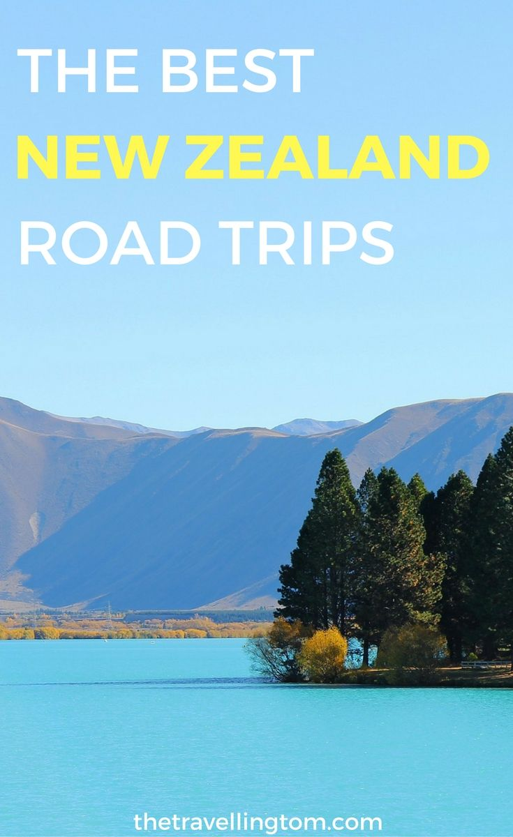 The best New Zealand road trips. If you want an adventure, or to visit the numerous national parks, you'll want to check out my post. It includes some of the best things to do in New Zealand.  driving in New Zealand | New Zealand drives | road trips in New Zealand | campervan New Zealand |New Zealand routes | New Zealand backpacking routes | New Zealand travel #newzealand #roadtrips