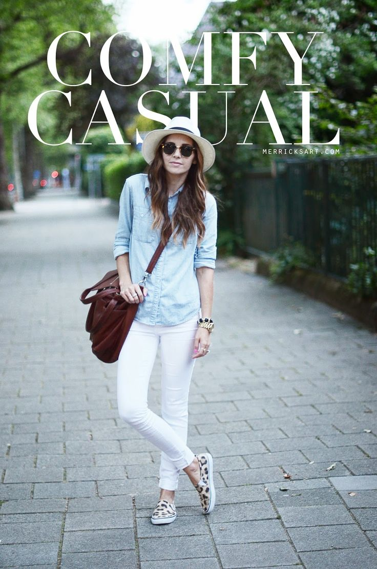 COMFY CASUAL - love the sneakers
