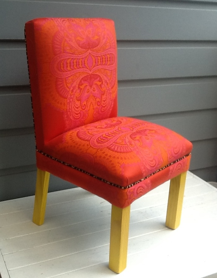 First chair I made