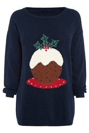 Buy Fun Pudding Sweater from the Next UK online shop #nextwinterwarmers