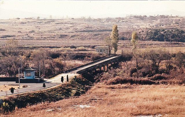 panmunjom | Panmunjom South Korea, Bridge of no Return | Flickr - Photo Sharing!