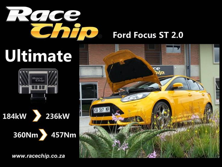 Ford Foucs ST performance upgrade within minutes with the RaceChip Ultimate!  Contact us - 080 2323 242 / sales@racechip.co.za www.racechip.co.za  #racechip #racechipsa #chiptuning #ultimate #ford #focus #fordst #focusst #stperformance