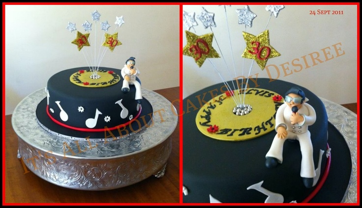It's All About Cakes By Desiree: December 2011