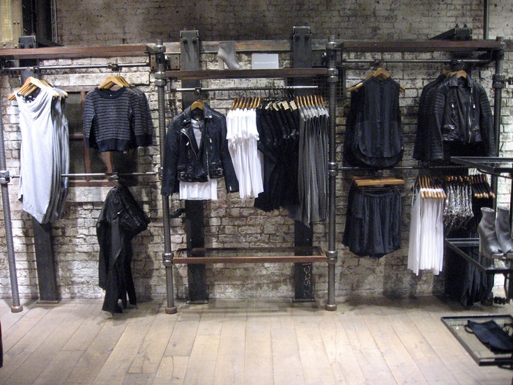 130 best allsaints stores images on pinterest mall for Retail store setup ideas
