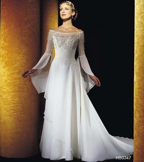 Vestidos de novia baratos - Bonmarier - Modelo HS0347