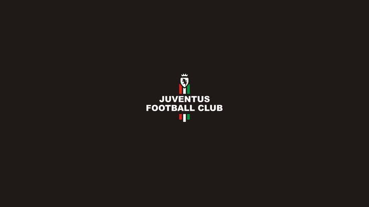 "Juventus Football Club : Simple ""Juventus FC"" Wallpaper by Hamzah Zein"