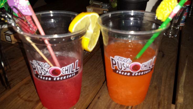 Todd's Push & Chill :-) Lecker!!