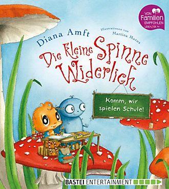 Die kleine Spinne Widerlich - Komm, wir spielen Schule! ebook | Weltbild.at