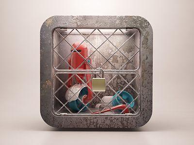 Locked by Webshocker