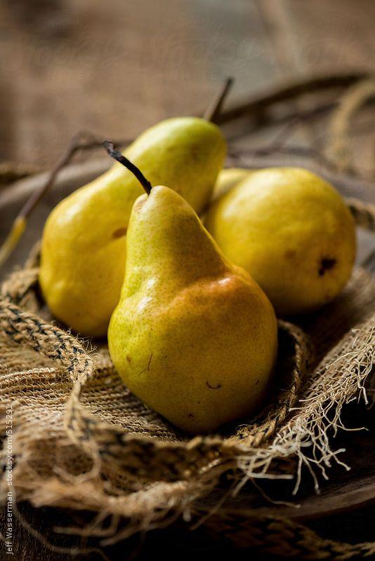 Pears by Jeff Wasserman | Stocksy United