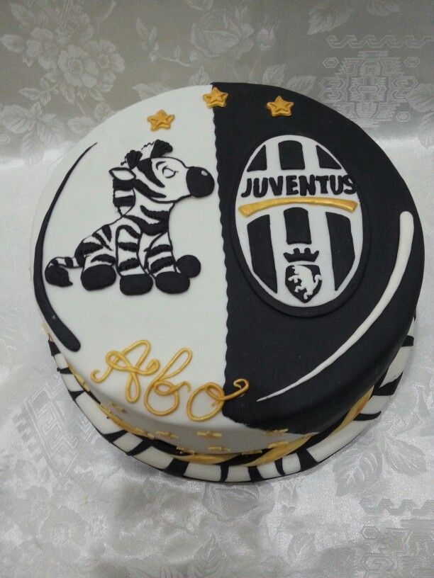 Torta Cake Design Torino : 64 best Juventus cakes images on Pinterest Cake designs ...