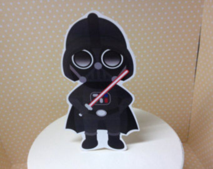25 Best Ideas About Star Wars Cake Toppers On Pinterest