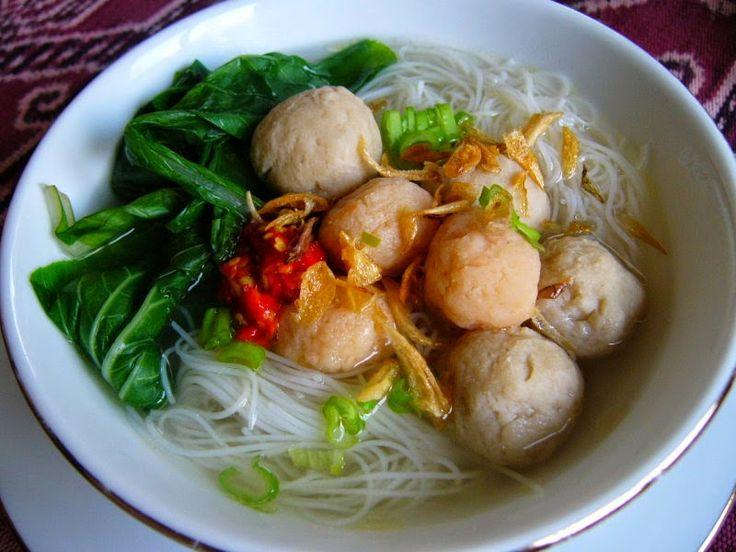 TTM|Tips Trik Memasak: Resep Bihun Kuah