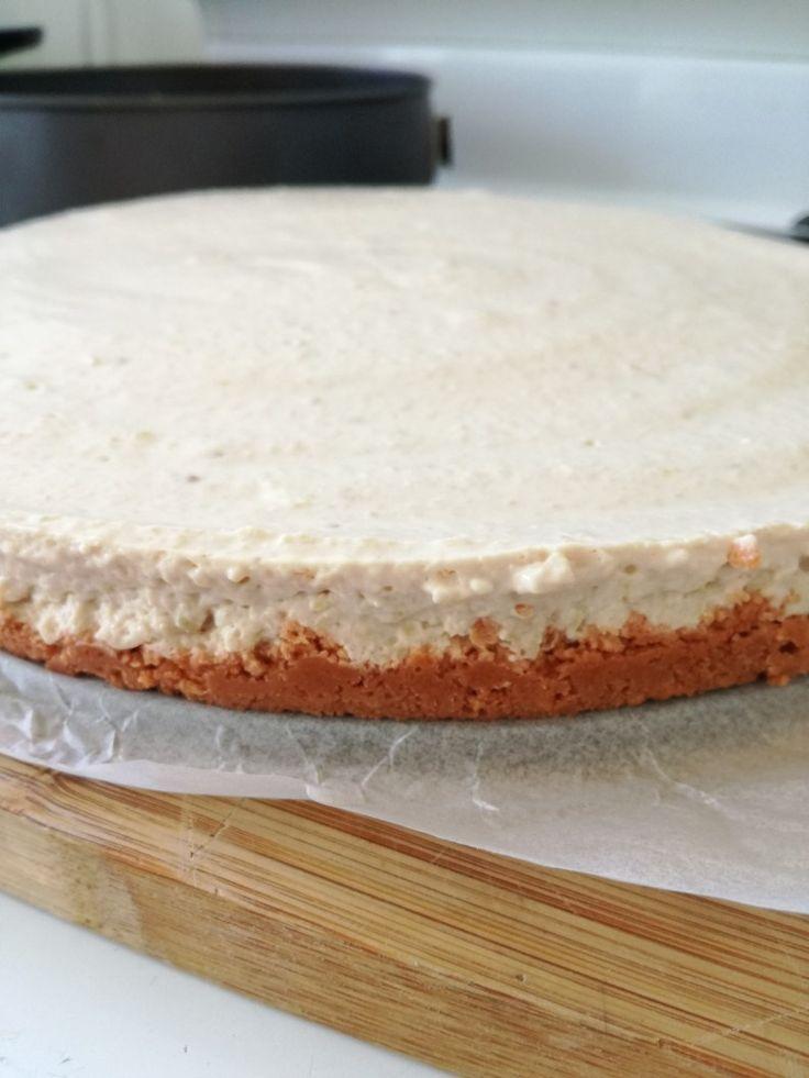 Feijoa cheesecake