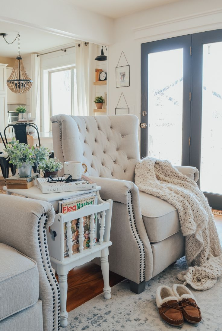 Outstanding Changes And Goals For 2019 Cozy Farmhouse Style Living Ibusinesslaw Wood Chair Design Ideas Ibusinesslaworg
