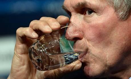 Jupp Heynckes of Bayern Munich